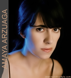 Amaya Arzuaga One Of The Top Female Fashion Designers In Spain