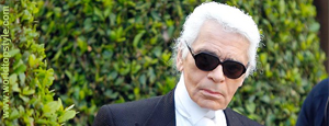 Karl Otto Lagerfeld is a German fashion designer, artist, and photographer based in Paris.