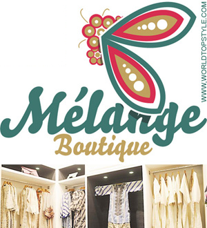 Melange Luxury Boutique Islamabad. Shopping in Islamabad