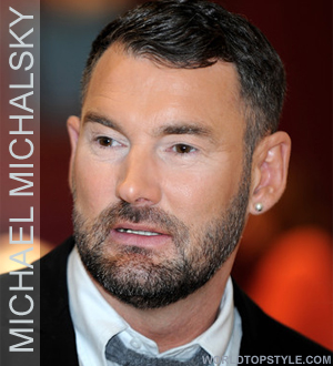 Michael Michalsky German most influential fashion designer